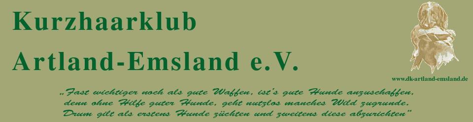 Kurzhaarklub Artland-Emsland e.V.